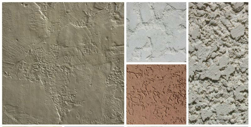 Stucco Textures And Finishes A Visual