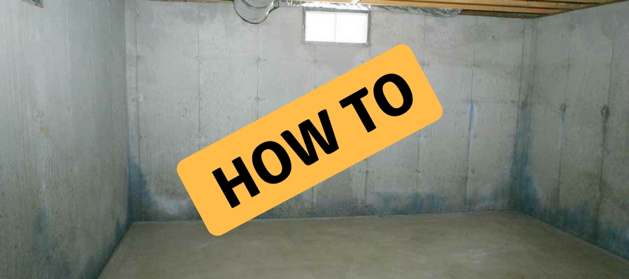 How To Stucco Basement Walls 2
