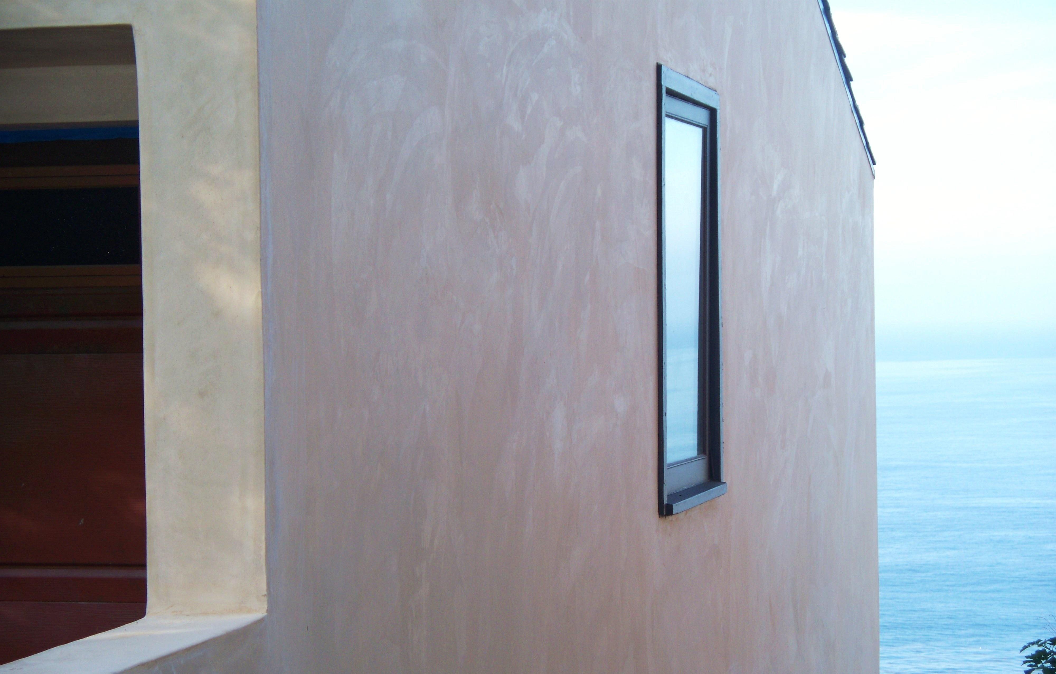 Exterior: Plastering An External Wall