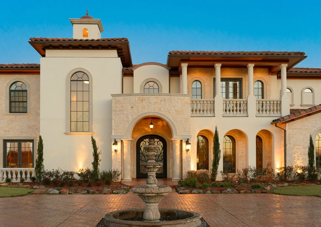 How to get that spanish stucco look for Mediterranean stucco