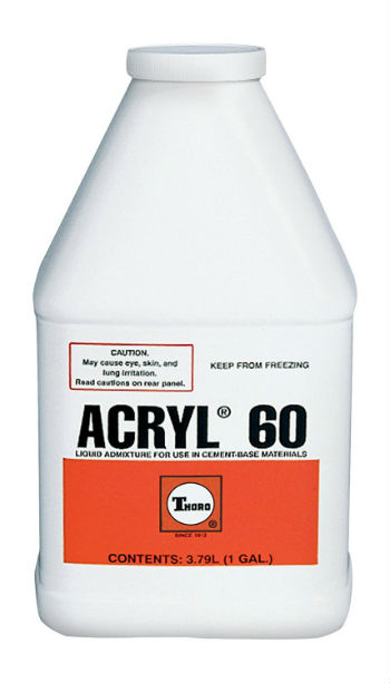 Acrylic Additive For Stucco