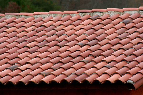 Barrel Shaped Roofing Tiles