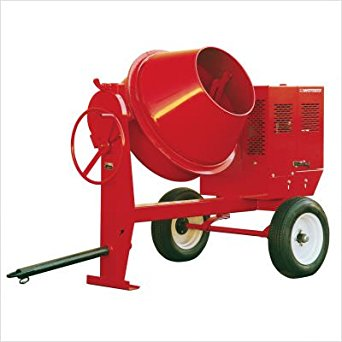 Barrel Type Mixer