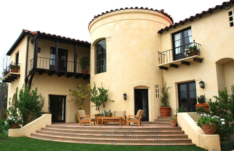 How To Get That Quot Spanish Quot Stucco Look