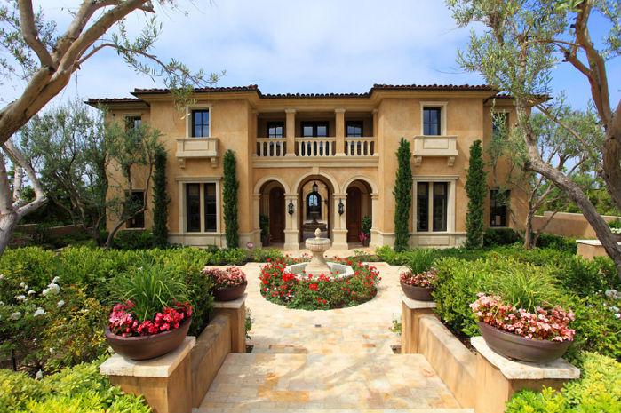 Mediterranean Style Stucco
