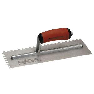 Notched Trowel Example