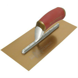Square Plastering Trowel With Soft Handle
