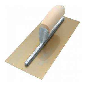 Stainless Steel Trowel With Wood Handle