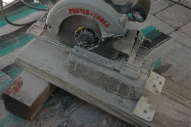 Circular Saw With Diamond Blade
