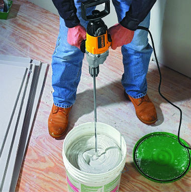 Highest Rated Mixing Drill For Stucco