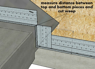 Measure Vertical Steps