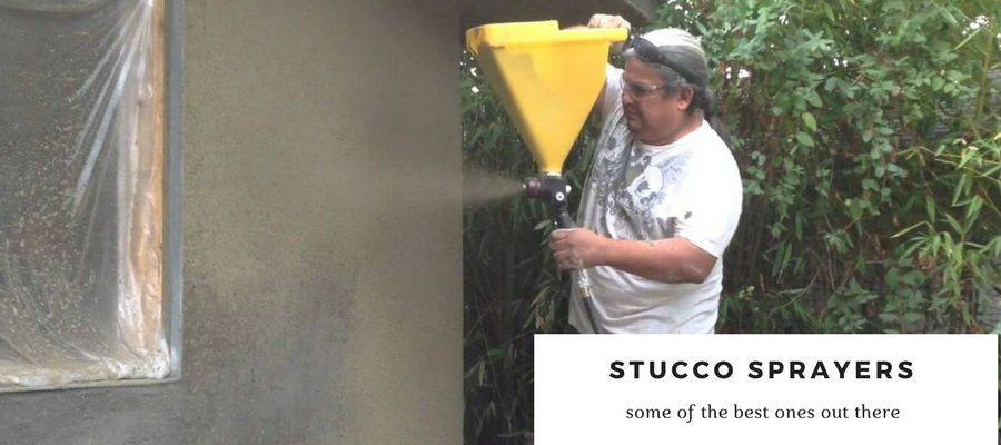 Some Of The Best Stucco Sprayers Out There