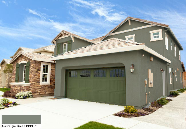 Exterior Stucco Color Visualizer