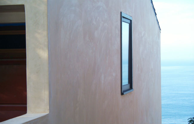 A Good Smooth Stucco Example