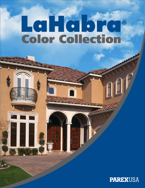 LaHabra Color Chart Page 1