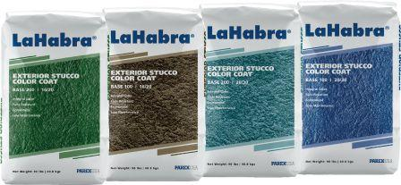 LaHabra Exterior Stucco Color Coat