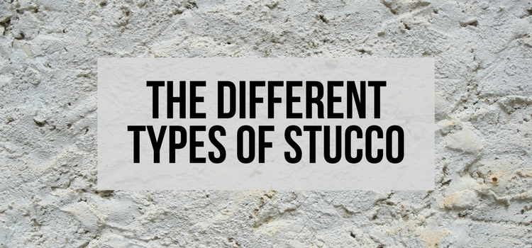 What Are The Different Types Of Stucco – Everything You Need To Know