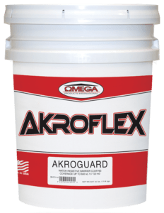 Omega Fluid Applied Water Resistive Barrier AkroGuard