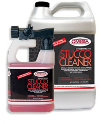 Omegas Stucco Cleaner