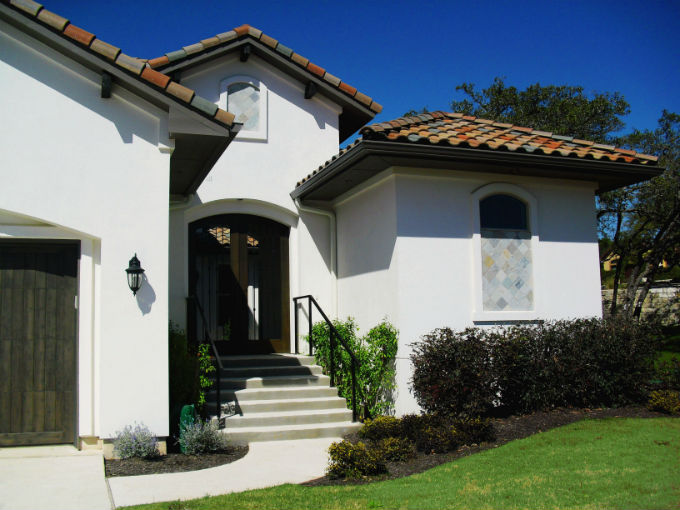 Another Example With A Multi Colored Roof Color