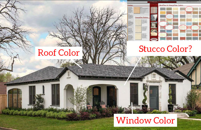 """How To Get That """"Spanish"""" Stucco Look 