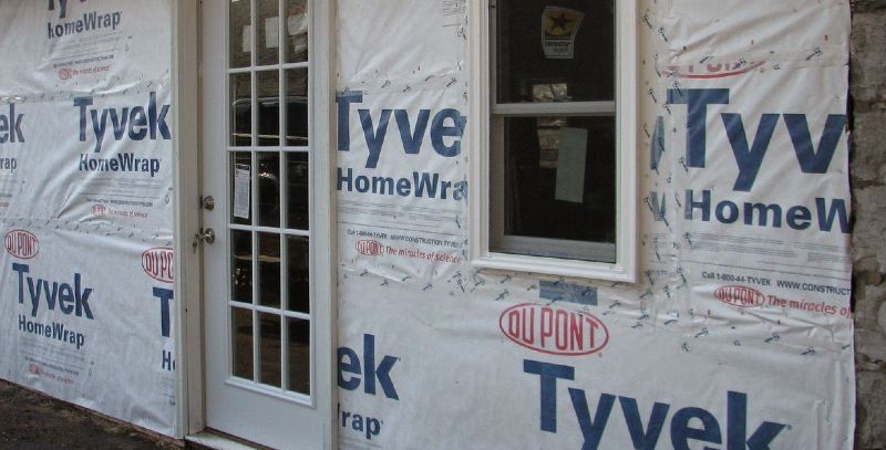 Can You Stucco Over Tyvek