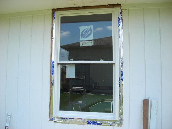 Window Installation on T-111