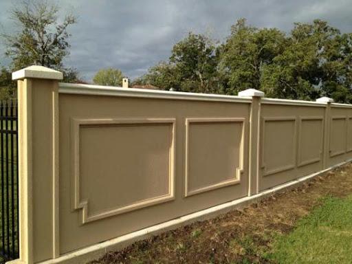 A More Intricate Fence Idea
