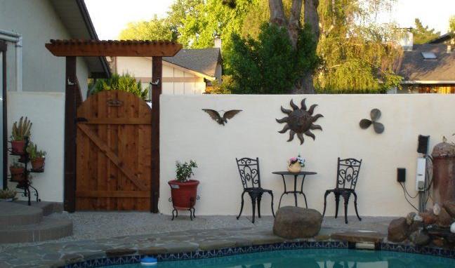 A Simple Fence Idea