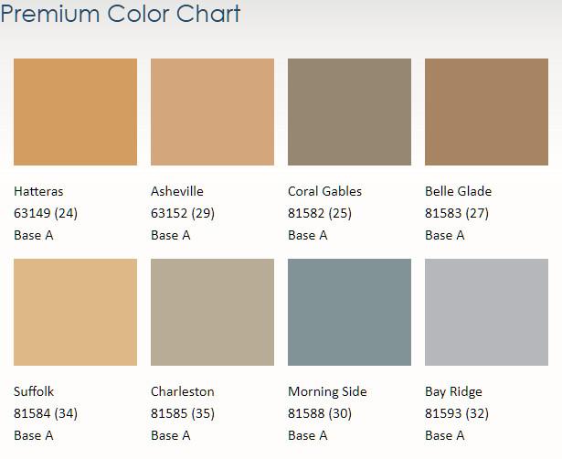 Merlex Premium Colors
