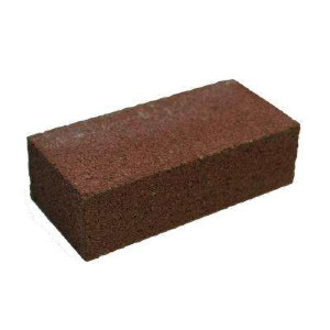 New Red Cement Brick At Home Depot